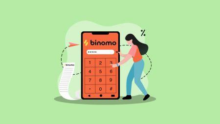 Cómo retirar fondos de Binomo